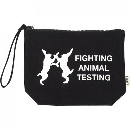 Fighting Animal Testing (toalettmappe) - NY