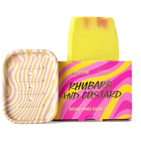 Rhubarb And Custard - (gave) - limited edition