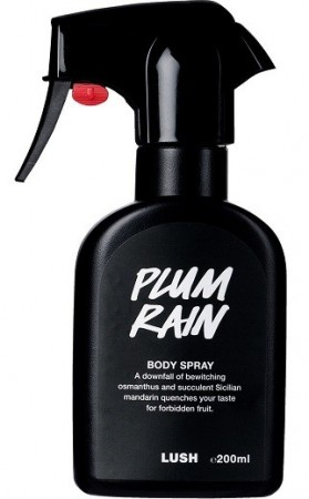 Plum Rain (bodyspray - limited edition)